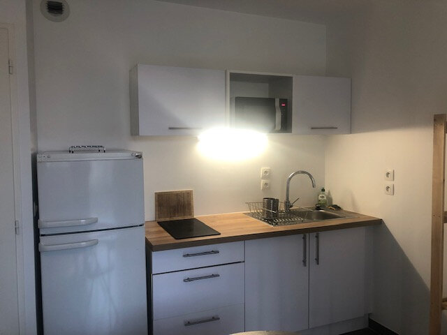 Appartement à louer 1 21.2m2 à Ségny vignette-3