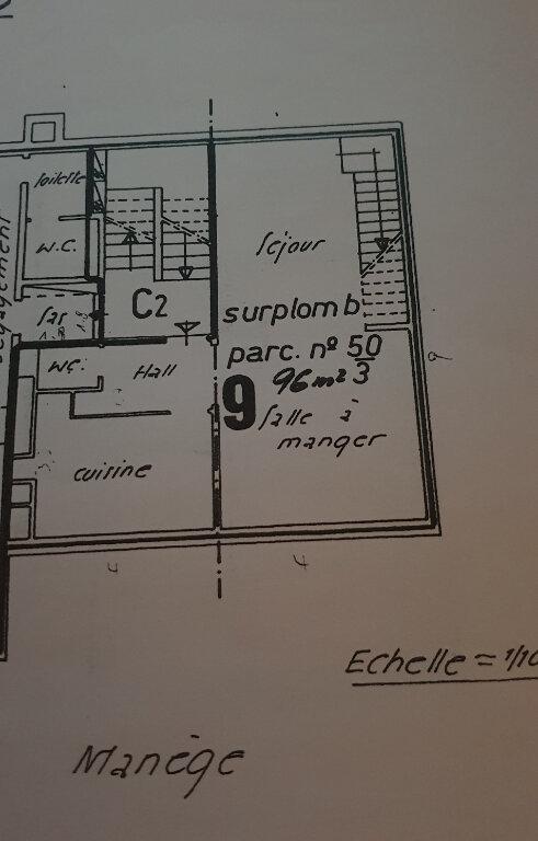 Appartement à louer 5 94.44m2 à Thionville plan-1
