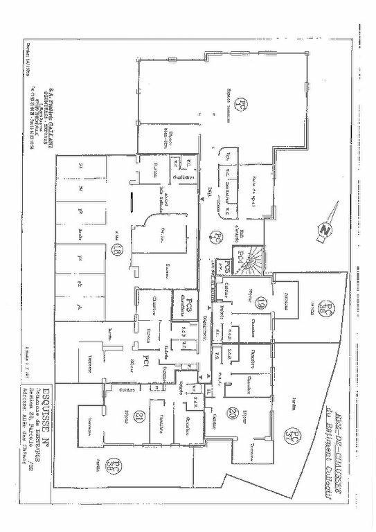 Appartement à louer 2 43.75m2 à Bertrange plan-1