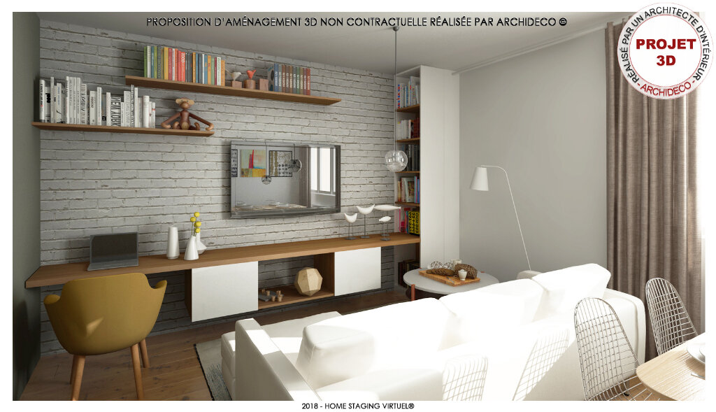 Appartement à vendre 3 56m2 à Rombas vignette-2