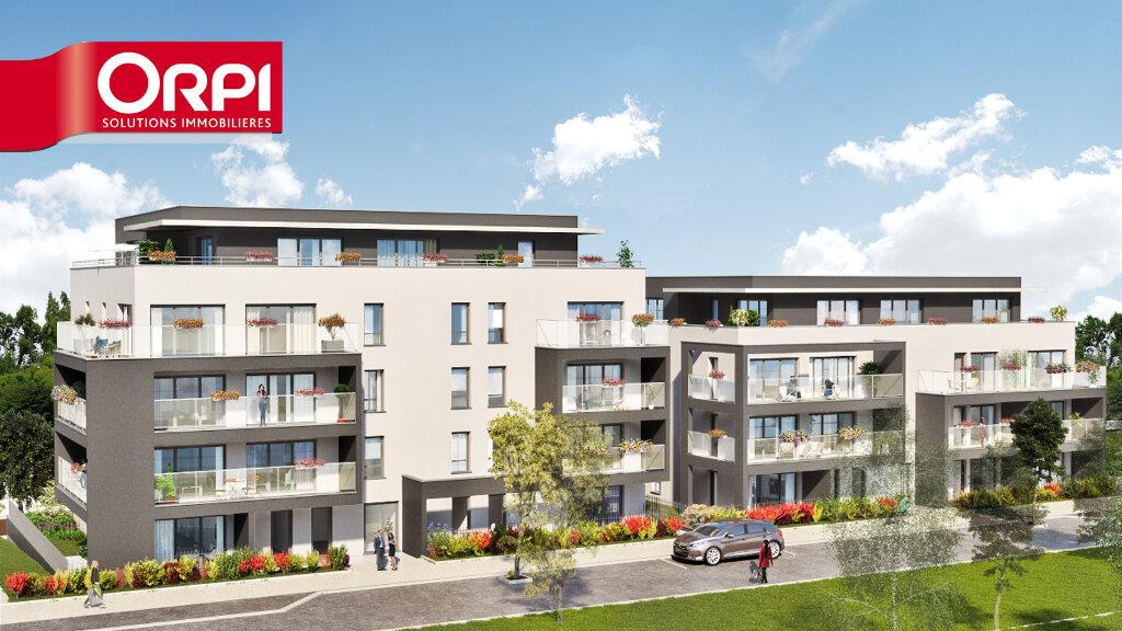 Appartement à vendre 3 67.32m2 à Metz vignette-2