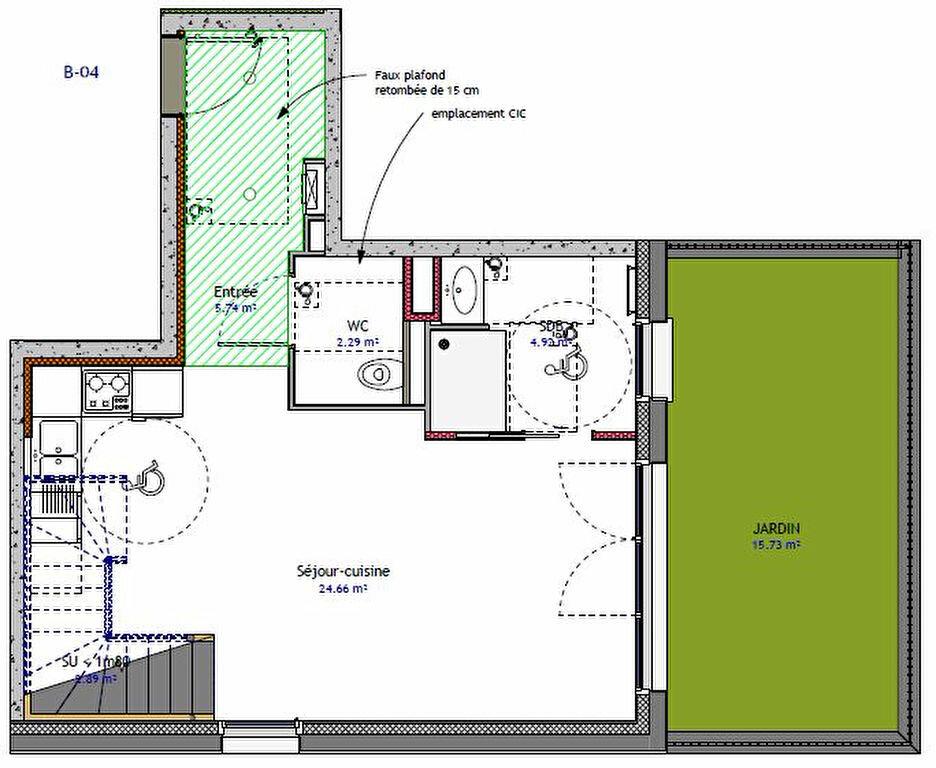 Appartement à vendre 3 69.87m2 à Metz vignette-1