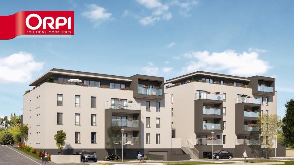 Appartement à vendre 3 67.27m2 à Metz vignette-2