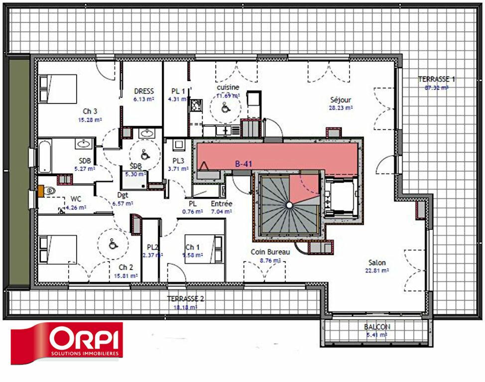Appartement à vendre 6 158m2 à Metz vignette-2