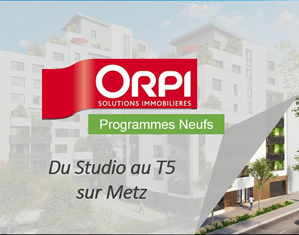 Appartement à vendre 4 93.3m2 à Metz vignette-1