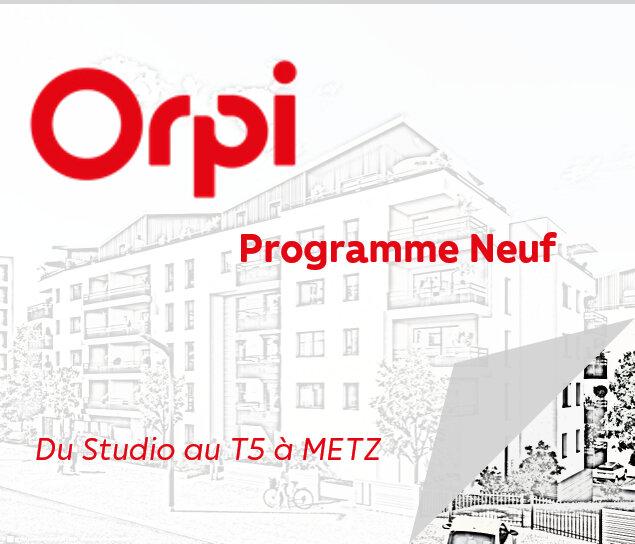 Appartement à vendre 3 54.2m2 à Metz vignette-1