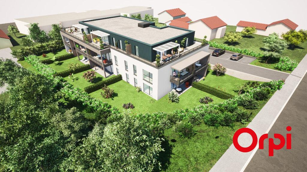 Appartement à vendre 3 68.29m2 à Metz vignette-1