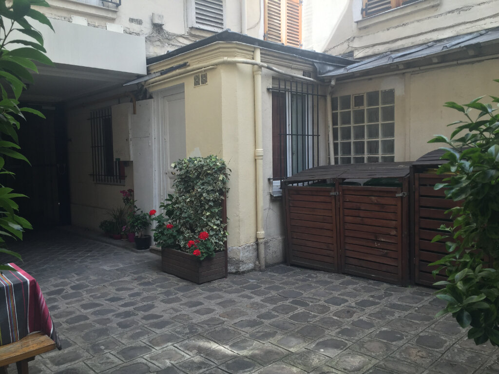 Appartement à louer 1 22m2 à Paris 3 vignette-12