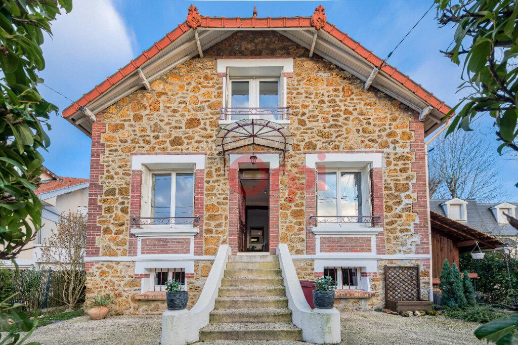 Maison à vendre 5 135m2 à Gournay-sur-Marne vignette-1