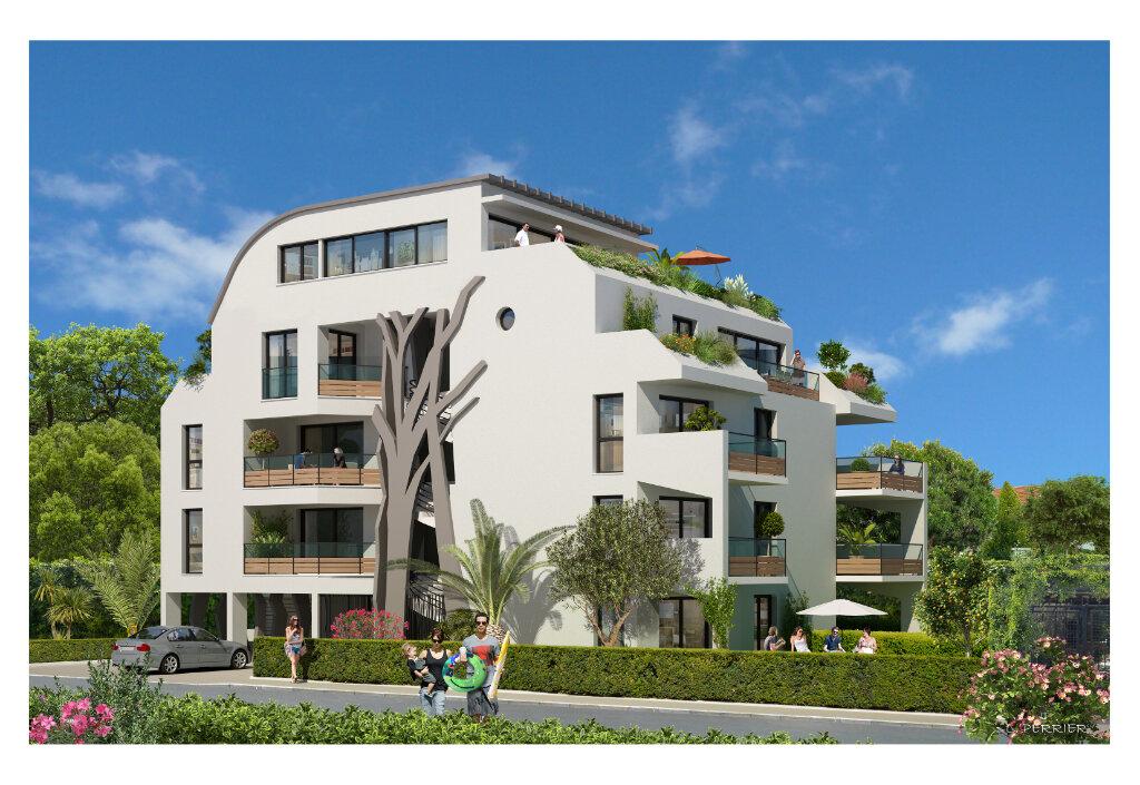 Appartement à vendre 3 60m2 à Saint-Laurent-du-Var vignette-1