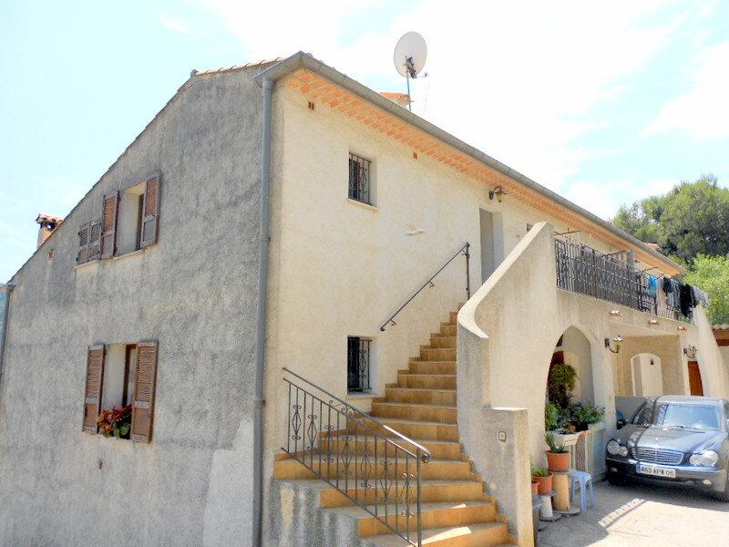 Appartement à louer 2 44.21m2 à Gattières vignette-1