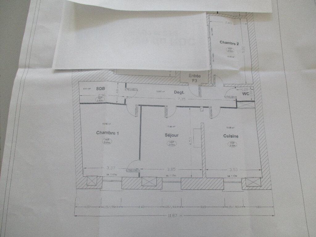 Appartement à vendre 3 78m2 à Verdun vignette-10