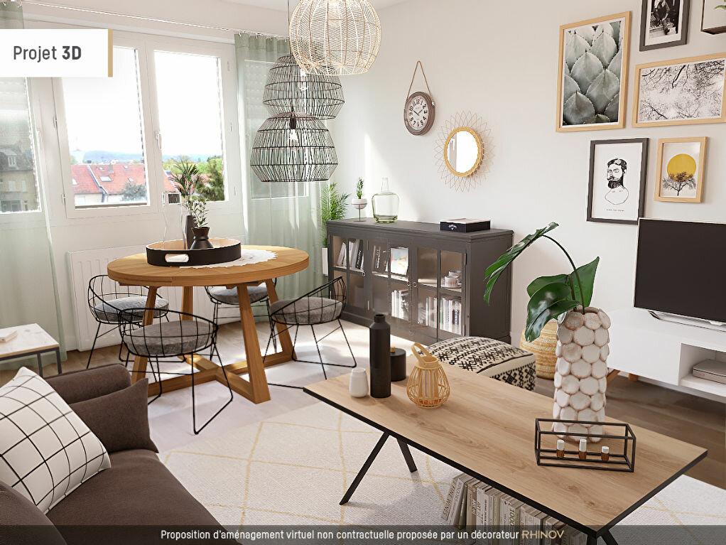 Appartement à louer 2 50m2 à Metz vignette-9