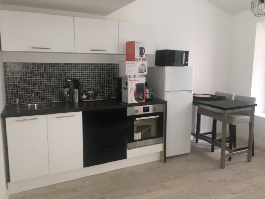 Appartement à louer 2 27.9m2 à Nancy vignette-1