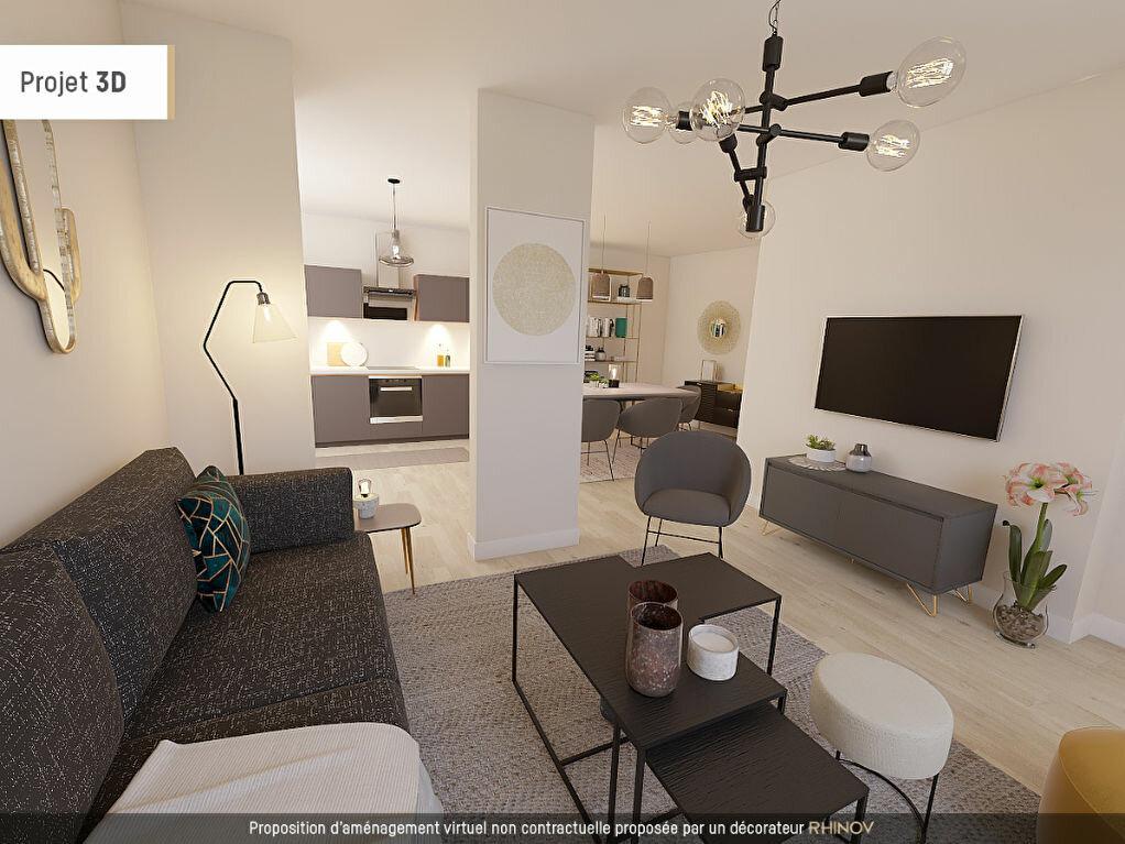 Appartement à vendre 2 47m2 à Metz vignette-1