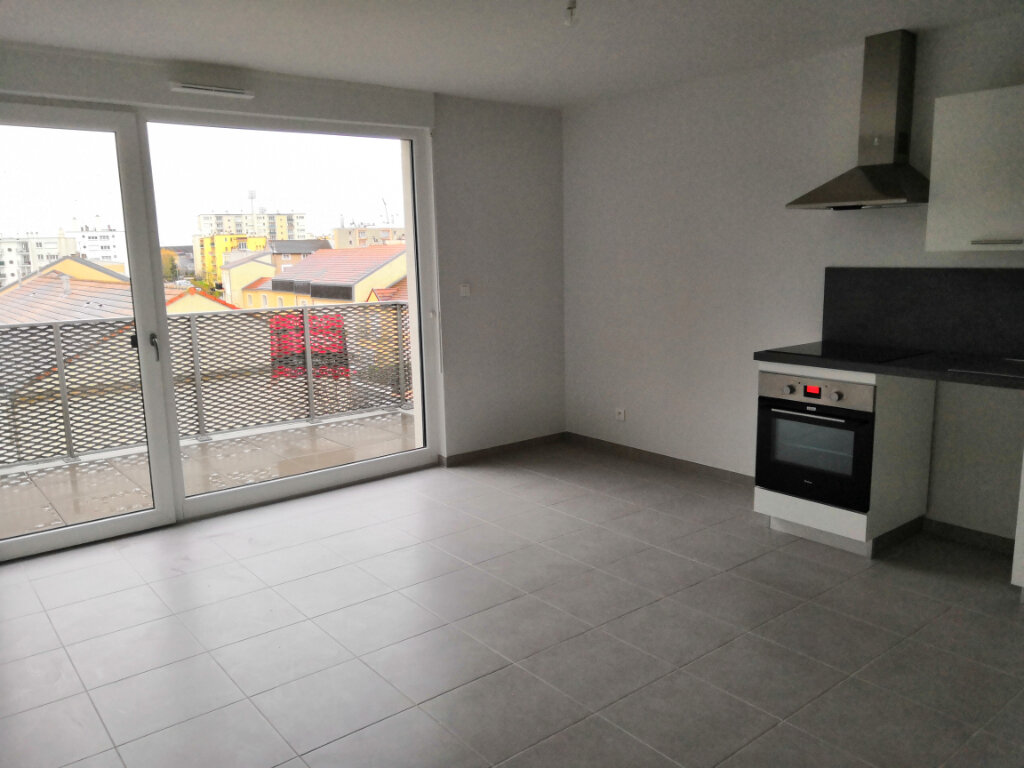 Appartement à louer 2 40.53m2 à Saint-Max vignette-2