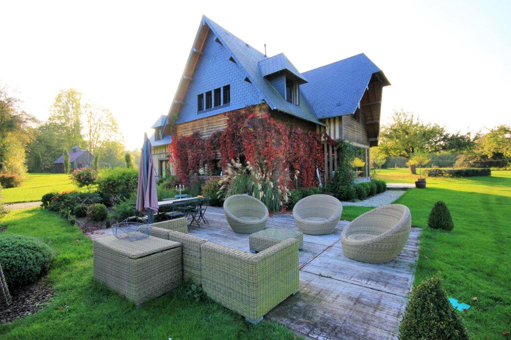 Maison à vendre 7 280m2 à Ouilly-du-Houley vignette-13