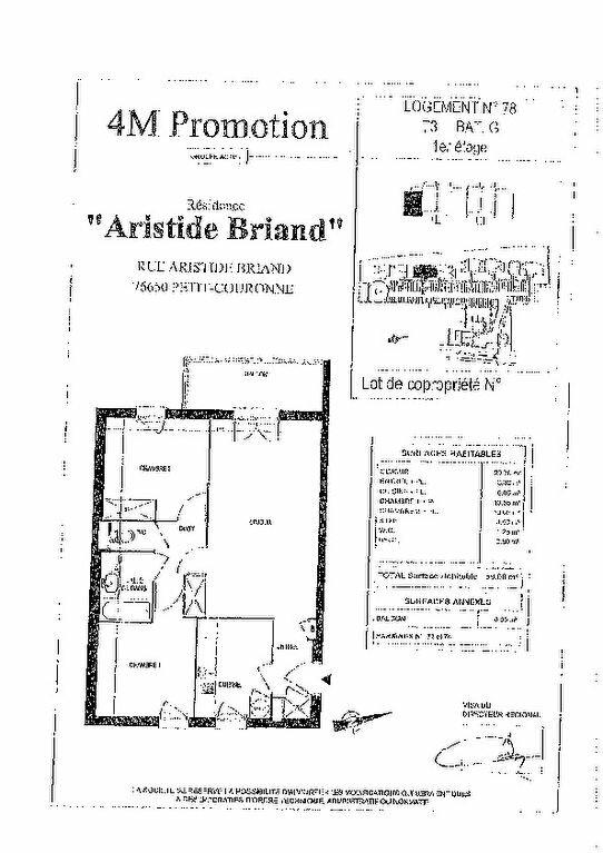 Appartement à louer 3 59m2 à Petit-Couronne vignette-5