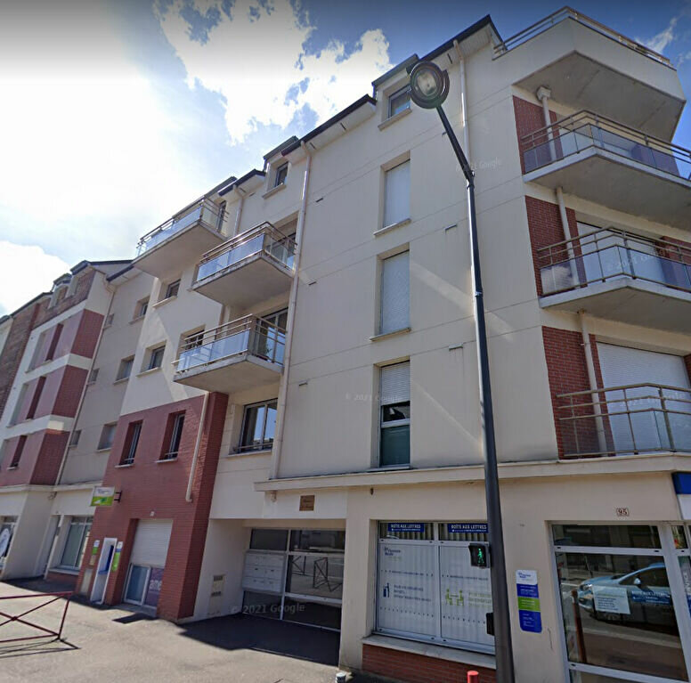 Appartement à louer 2 38.22m2 à Notre-Dame-de-Bondeville vignette-1
