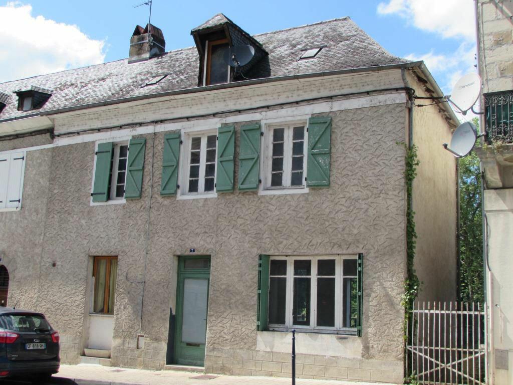 Maison à vendre 4 80m2 à Terrasson-Lavilledieu vignette-1