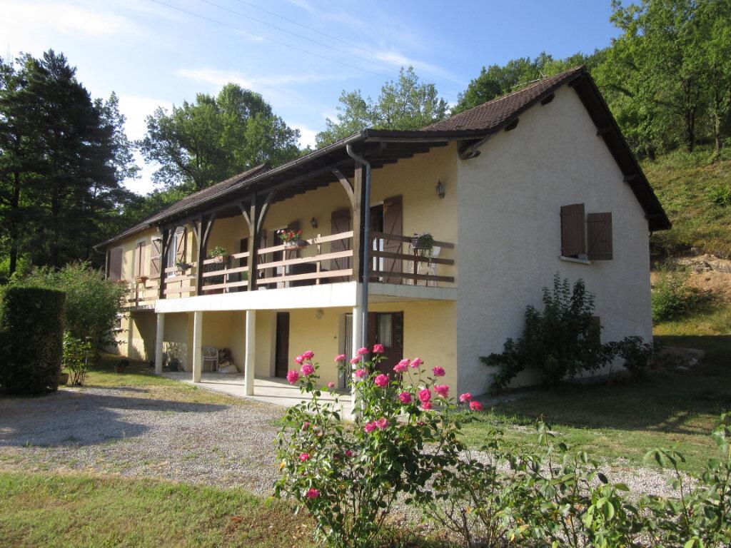 Maison à vendre 7 160m2 à Condat-sur-Vézère vignette-1