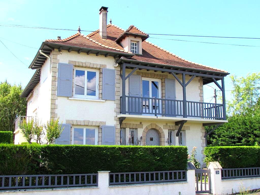 Maison à vendre 9 205m2 à Brive-la-Gaillarde vignette-1