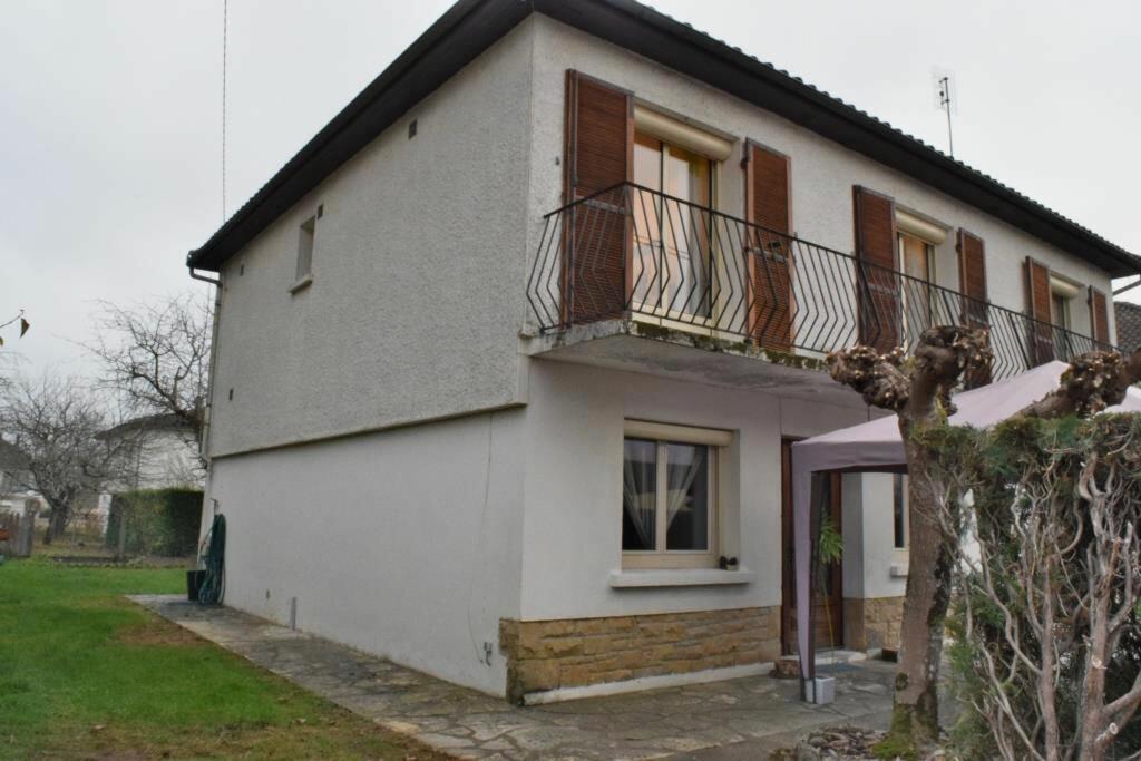 Maison à vendre 7 152m2 à Terrasson-Lavilledieu vignette-1