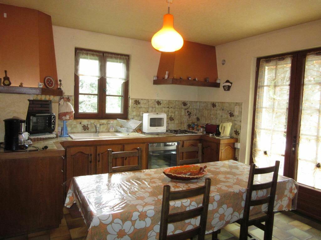 Maison à vendre 7 172m2 à Condat-sur-Vézère vignette-5