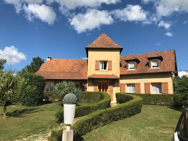 Maison à vendre 6 155m2 à Chavagnac vignette-1
