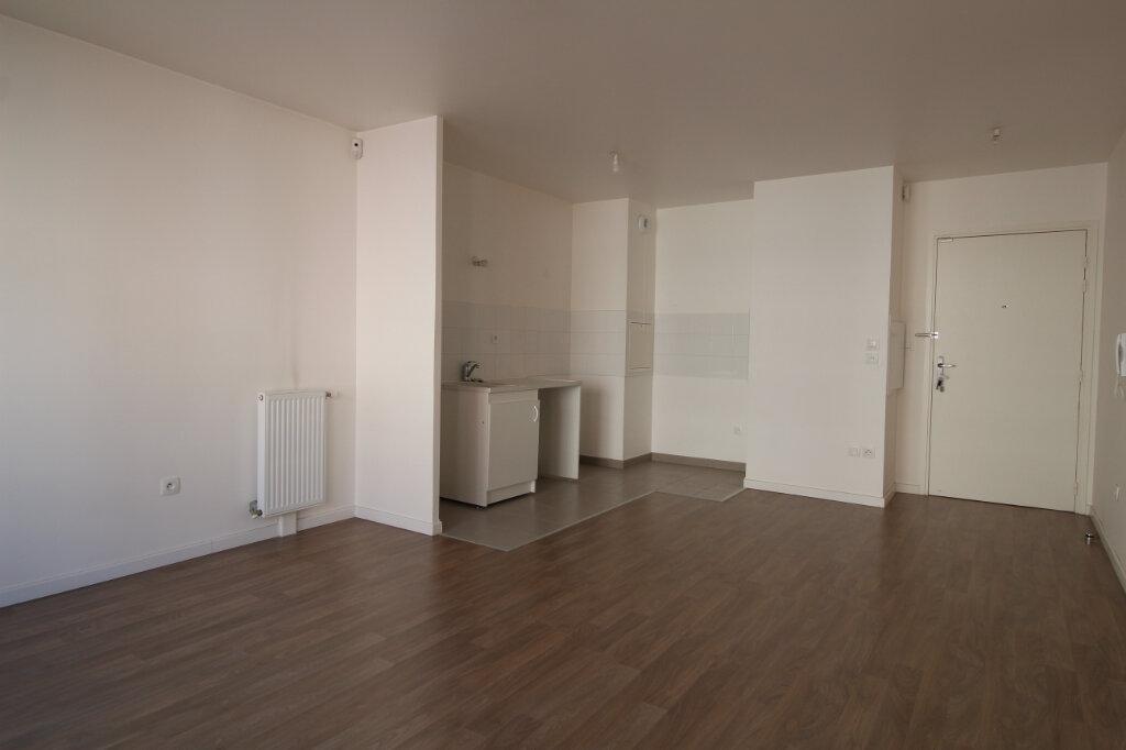 Appartement à louer 2 42.97m2 à Morangis vignette-3