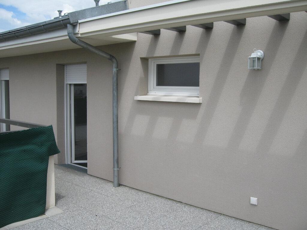 Appartement à louer 2 41.26m2 à Montévrain vignette-1