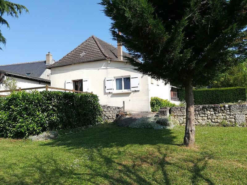 Maison à vendre 3 58m2 à Montoire-sur-le-Loir vignette-1