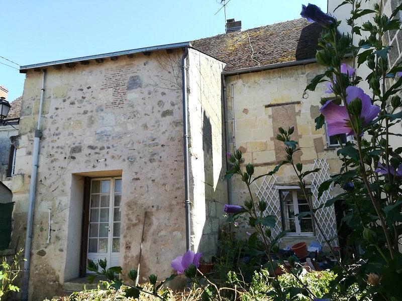 Maison à vendre 6 165m2 à Montoire-sur-le-Loir vignette-1