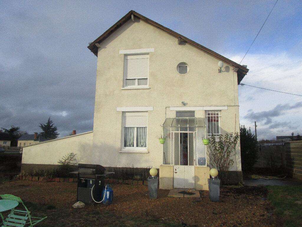 Maison à vendre 3 80m2 à Saint-Ouen vignette-1