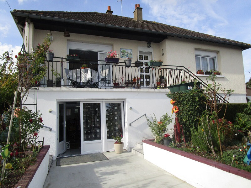 Maison à vendre 4 85m2 à Saint-Firmin-des-Prés vignette-1