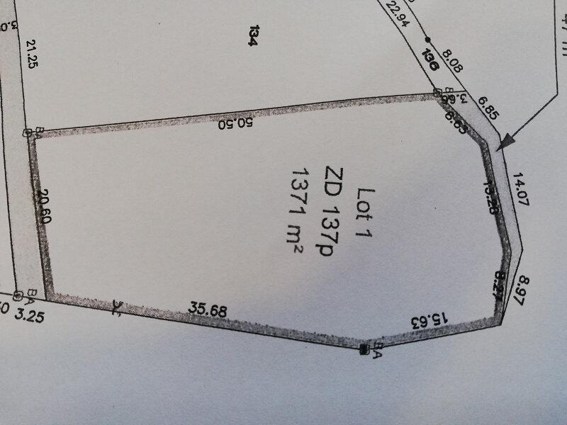 Terrain à vendre 0 1371m2 à Fortan vignette-3