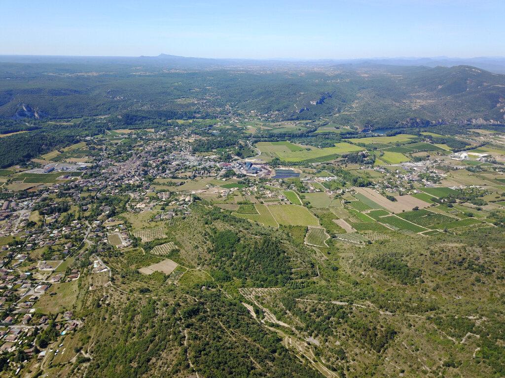 Terrain à vendre 0 895m2 à Vallon-Pont-d'Arc vignette-3
