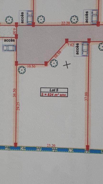 Terrain à vendre 0 824m2 à Vallon-Pont-d'Arc vignette-2