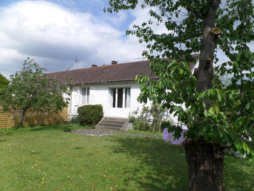 Maison à vendre 4 66.54m2 à Saint-Aubin-lès-Elbeuf vignette-1