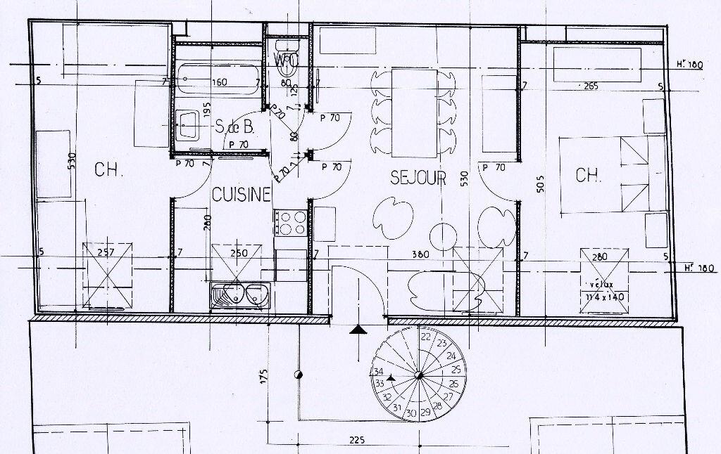 Appartement à louer 3 46m2 à Elbeuf vignette-8