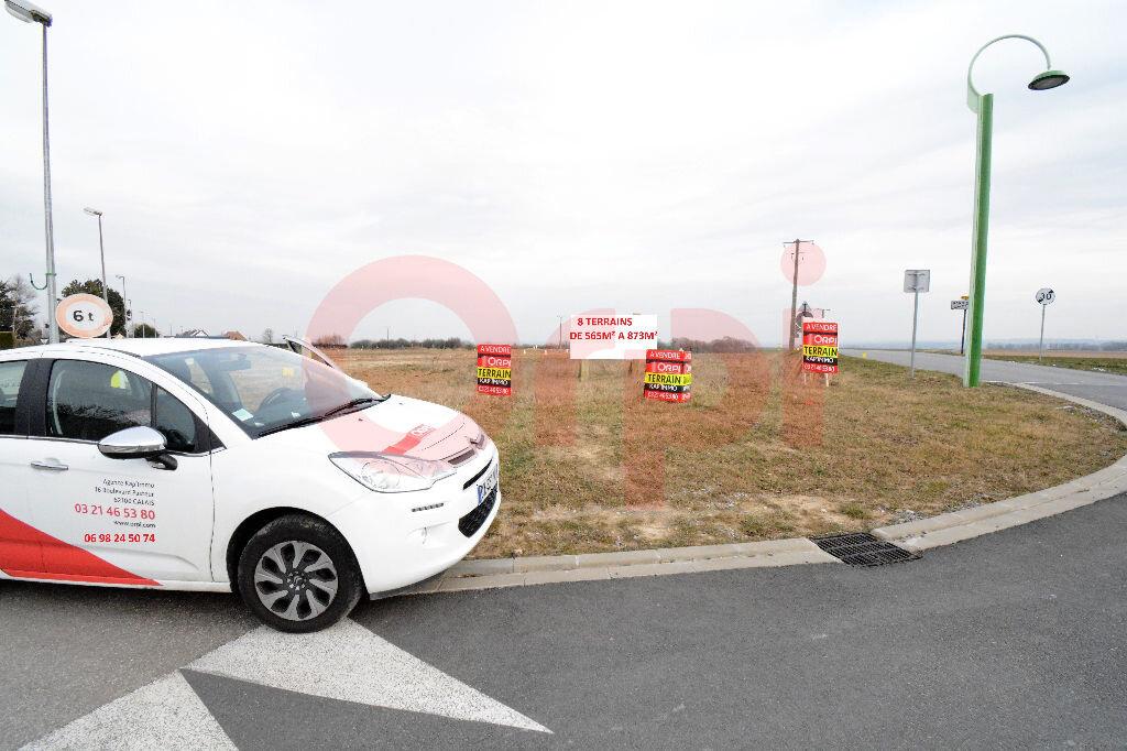 Terrain à vendre 0 873m2 à Bonningues-lès-Calais vignette-1