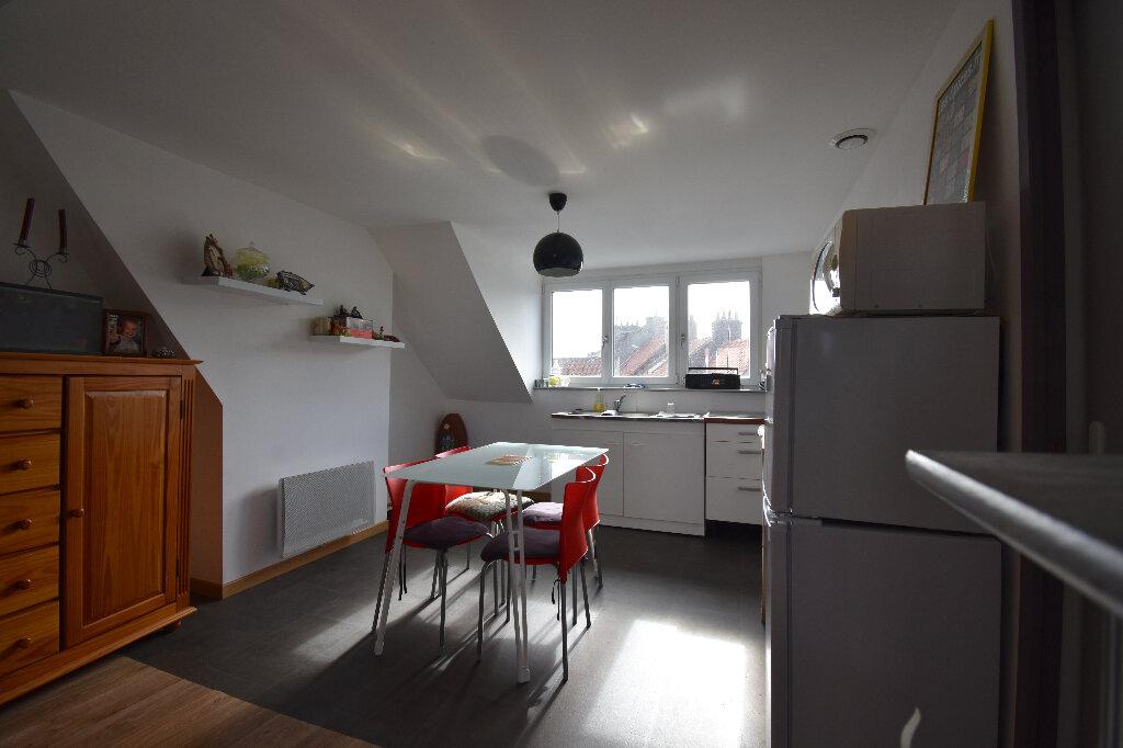Appartement à louer 1 33m2 à Calais vignette-2
