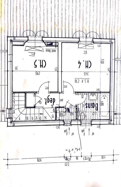 Maison à vendre 9 263m2 à Vence plan-1