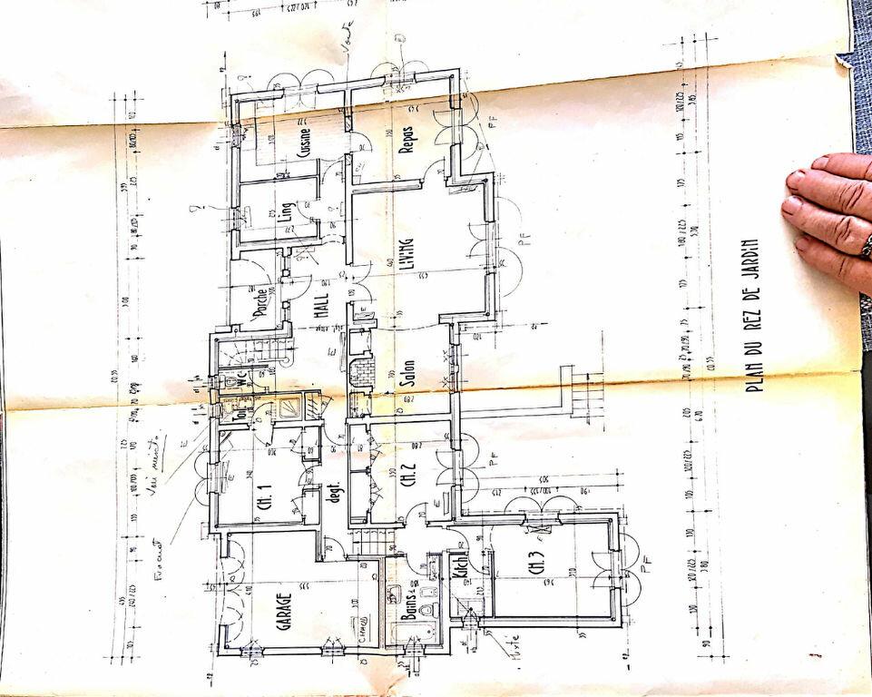 Maison à vendre 9 263m2 à Vence plan-3