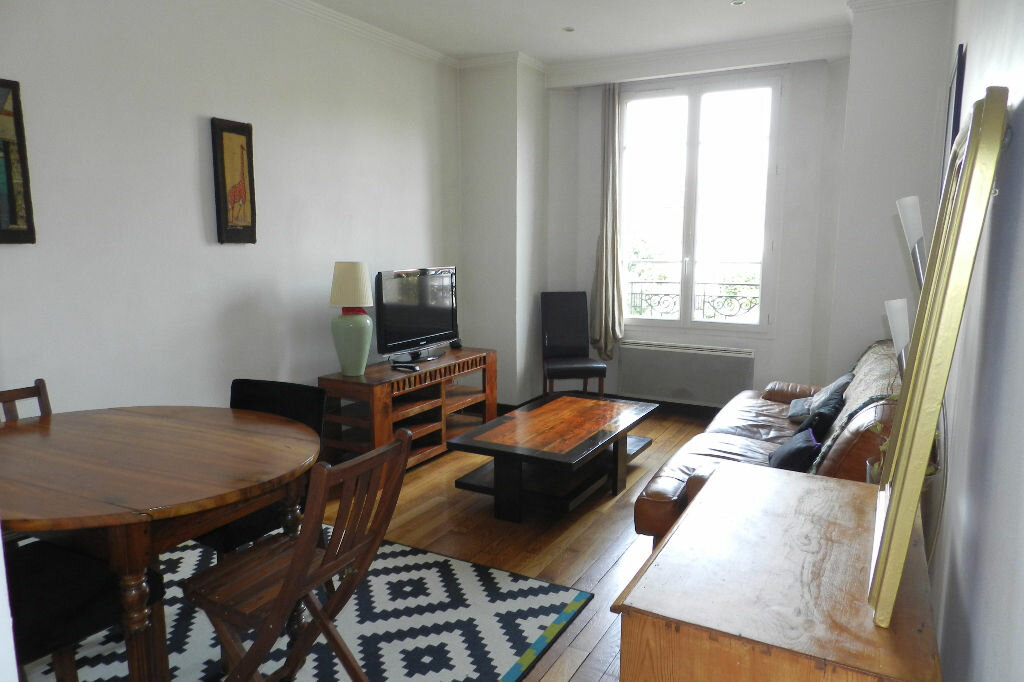 Appartement à louer 2 48.71m2 à La Varenne - Saint-Maur-des-Fossés vignette-1