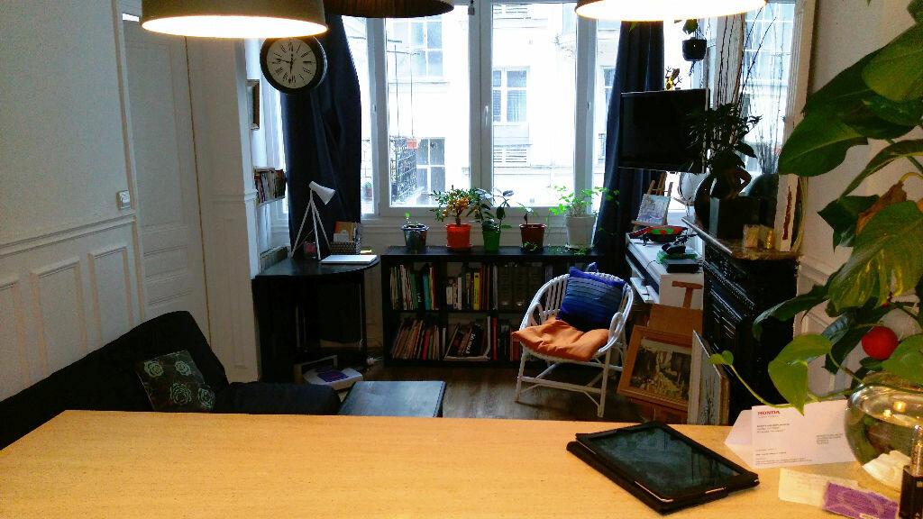 Appartement à louer 2 36.07m2 à Paris 19 vignette-1