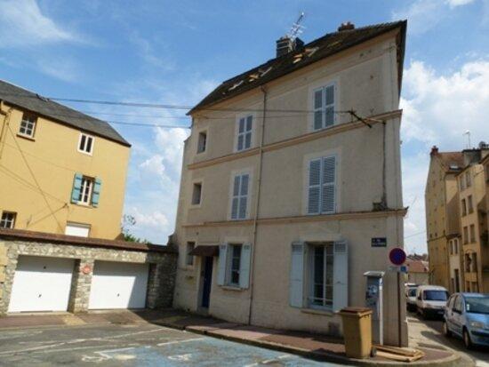 Appartement à louer 1 19.36m2 à Mantes-la-Jolie vignette-1
