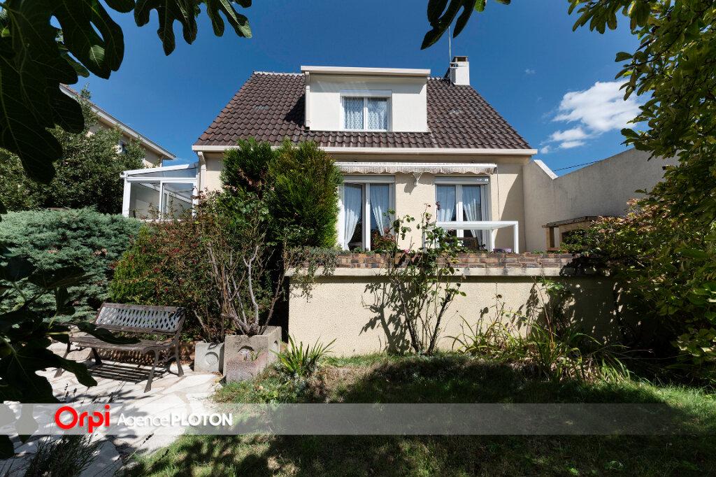 Maison à vendre 4 97.5m2 à Noisy-le-Grand vignette-2