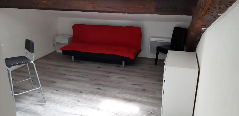 Appartement à louer 1 13.6m2 à Toulouse vignette-1