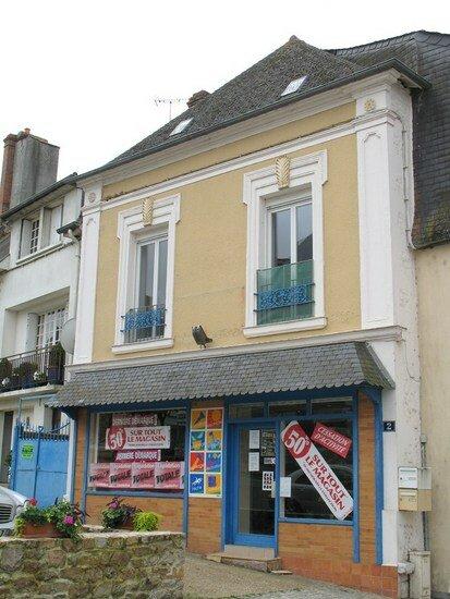 Immeuble à vendre 0 175m2 à Martigné-Ferchaud vignette-1